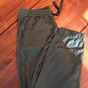 J Crew cotton seaside pant